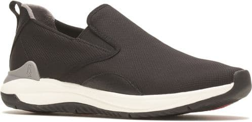 Hush Puppies Felix Slip On Slip On Mens Shoes Black